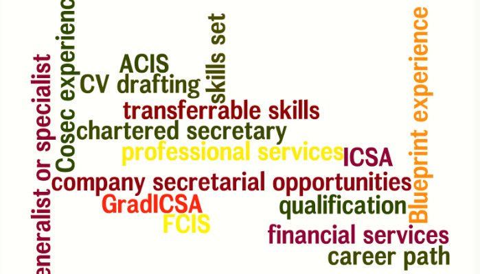 Securing a Company Secretarial role
