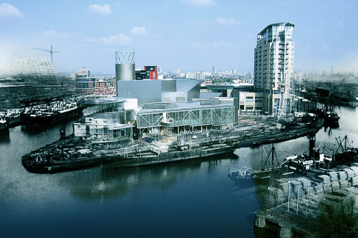 Manchester: from Cottonopolis to Legalopolis?