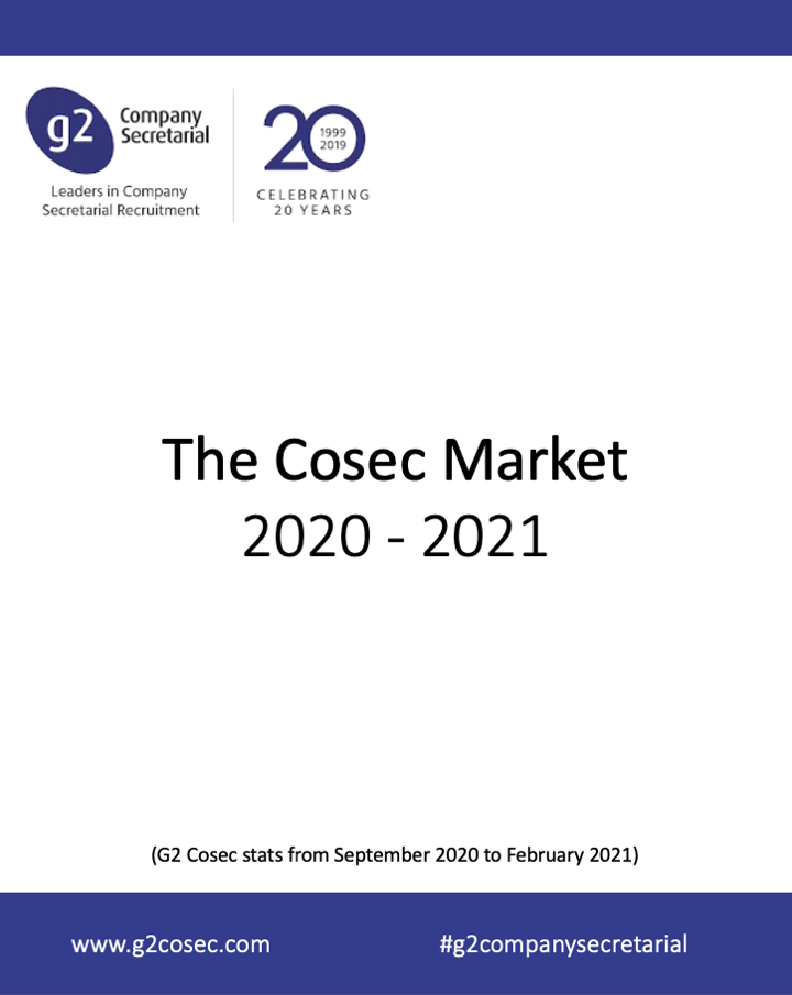 What is the CoSec market like right now?