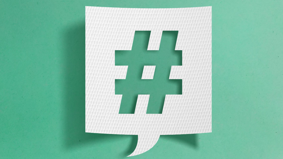 Using Your LinkedIn Brand to Get Seen and Win Business_HashTags