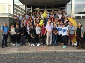 Brighton and Hove Legal Walk 2018