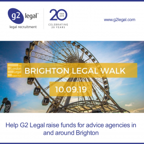 Brighton Legal Walk 2019