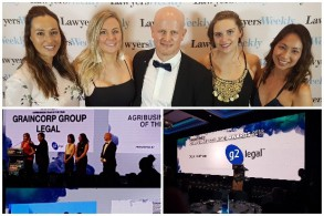 The Lawyers Weekly Corporate Counsel Awards