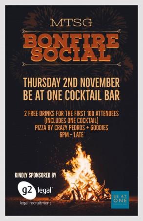 MTSG Bonfire Social event